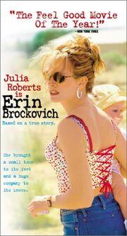 Erin brockovich vhs