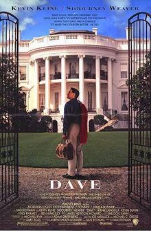 1993 - Dave Movie Poster