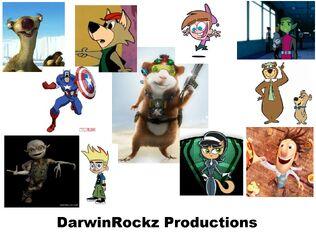 DarwinRockz Productions