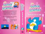 Care Bears - Mayor For a Day VHS