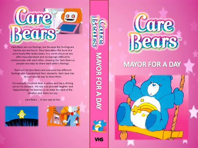 File:Care Bears - Mayor For a Day VHS.jpg