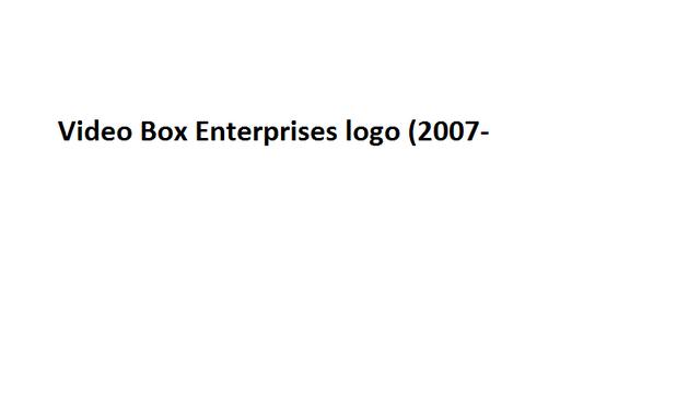 File:Video Box Enterprises logo (2007-.png