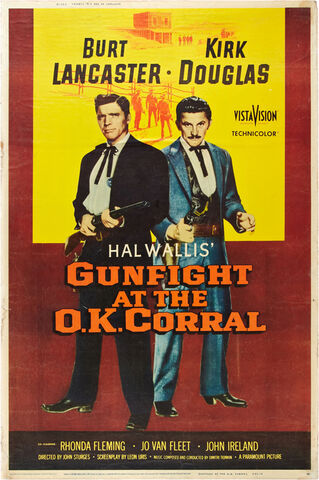 File:1957 - Gunfighter at the OK Corral Movie Poster.jpg