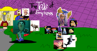 CartoonTales The Tale of An Empress