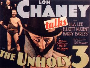 1930 - The Unholy Three