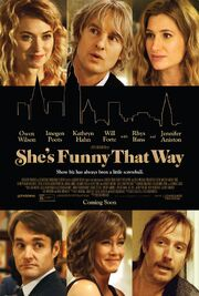2015 - She's Funny That Way Movie Poster