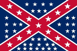 50-Star CSA Flag