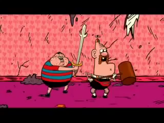 File:Uncle Grandpa and Ham Sandwich uses sword.png