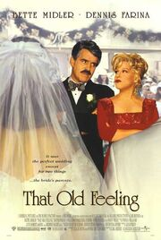 1997 - That Old Feeling Movie Poster