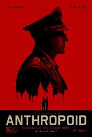 2016 - Anthropoid Movie Poster
