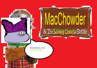 MacChowder Game App