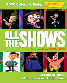 CartoonTales All the Shows Vol. 1