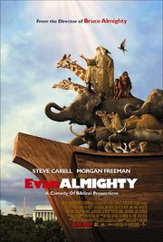 2007 - Evan Almighty Movie Poster