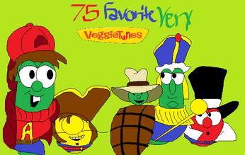 75 Favorite Very VeggieTunes