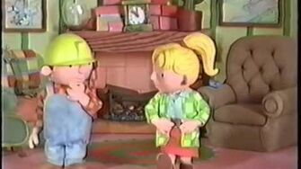 Opening To Bob The Builder The Big Game 2001 VHS