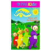 Teletubbies Dance with the Teletubbies VHS
