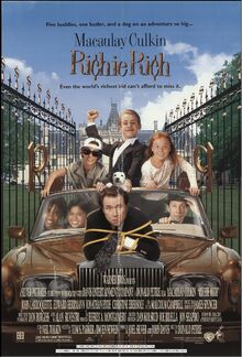 Richie Rich (1994) Poster