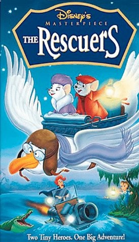 File:TheRescuers MasterpieceCollection VHS.jpg