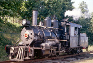 Maine Narrow Guage Railroad Museum (Portland, ME) - Bridgton & Saco River 8 - Portland, Maine