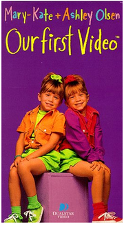 Mary Kate and Ashley Our First Video