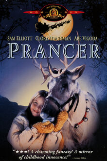 Prancer (1989) Movie Poster