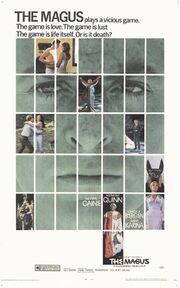 1968 - The Magus Movie Poster