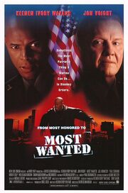 1997 - Most Wanted Movie Poster