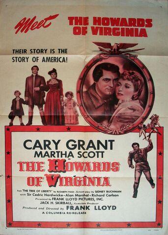 File:1940 - The Howards of Virginia Movie Poster.jpg