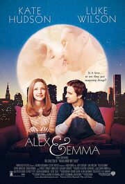 2003 - Alex & Emma Movie Poster -1