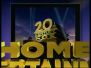 20th century fox home entertainment international logo 1995-2001