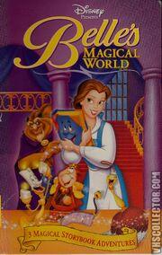 Belle's Magical World -VHS NEW