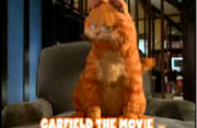 Garfield, The Movie Preview 1