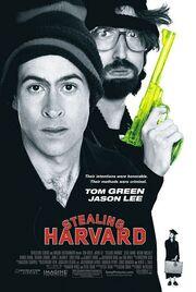 2002 - Stealing Harvard Movie Poster