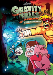 Gravity Falls- Even Stranger 2004 VHS