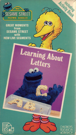 Opening To My Sesame Street Home Video Learning About