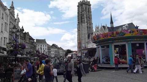 Mechelen uitstapje 2011