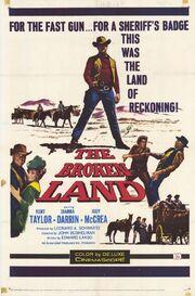 1962 - The Broken Land Movie Poster