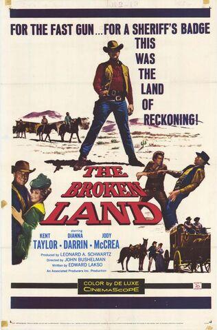 File:1962 - The Broken Land Movie Poster.jpg