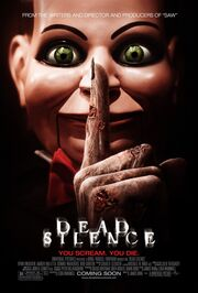 2007 - Dead Silence Movie Poster