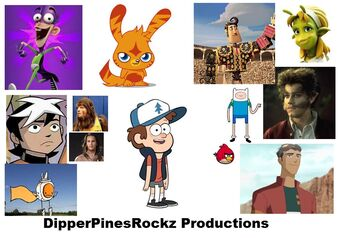 DipperPinesRockz Productions