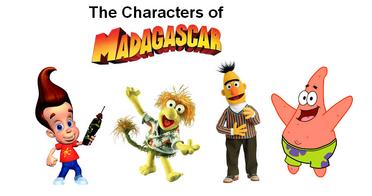 Charactersofmadagascar