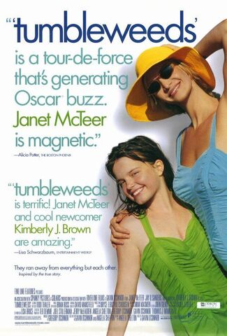 File:1999 - Tumbleweeds Movie Poster.jpg