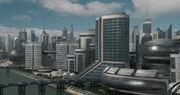 2nd Almethea City