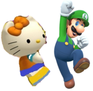 Mimmy and Luigi