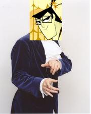 Samurai Jack Austin Powers