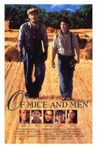 File:1992 - Of Mice and Men Movie Poster 2.jpg