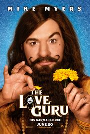 2008 - The Love Guru Movie Poster