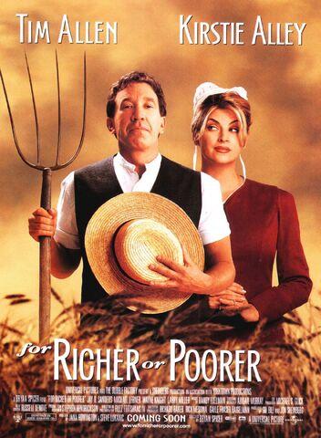 File:1997 - For Richer or Poorer Movie Poster.jpg