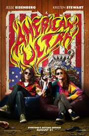 2015 - American Ultra Movie Poster