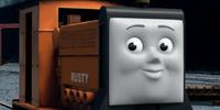 Rusty the Diesel